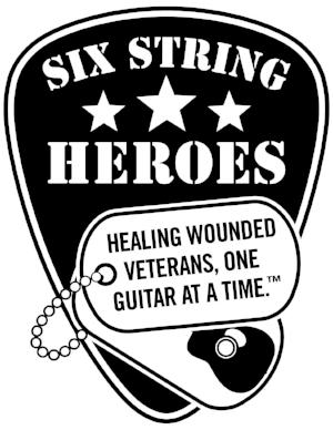 Six String Heroes Logo
